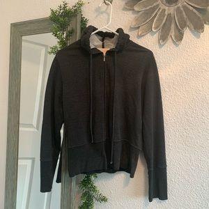 Soft hooded sweatshirt